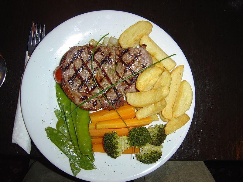 Домашние блюда на ужины